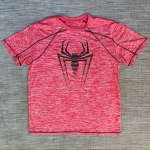 Marvel Spider Man Athletic Shirt Size Large